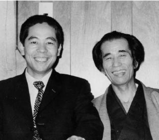 江上先生と水島先生